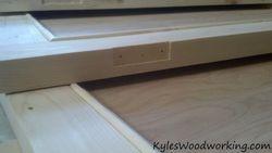 Replacement Pine Cabinet Doors