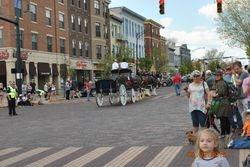 Red Brick and Roses Parade May 2, 2015
