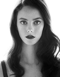 Ana - Black and White