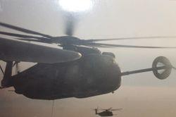 Refueling CH-53