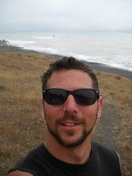 Me at Lost Coast, Ca