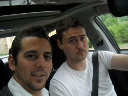 Me and my friend Josh