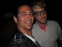 Me and my friend Kyle in Chattanooga, Tn.