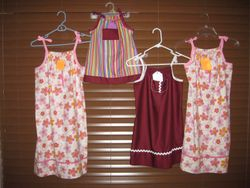 First Dresses