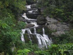 Water Falls on the Callalausa