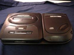 Sega CD/Sega Genesis ver. 2
