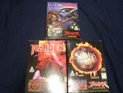 Boxed Atari Jaguar