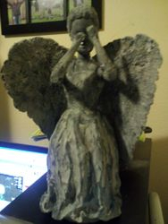 Weeping Angel Tree Topper