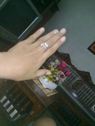 im free from him..thanks sa ring!