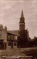 Weslyan Chapel, Newhampton Road, Wolverhampton