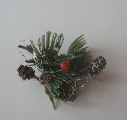 christmas acorn