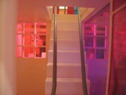 Bozart House Stairs