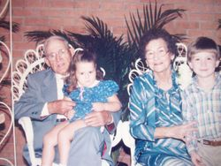 Connie's grand parents