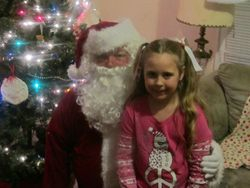 Santa and sahra
