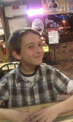My grand son