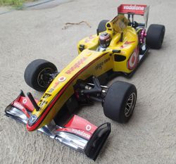 F1 with new body