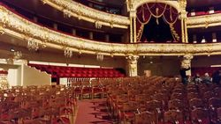 Istorijska scena Boljsoj teatra