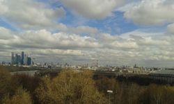 Pogled na Moskvu