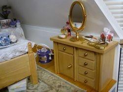Candleford Cottage Bedroom