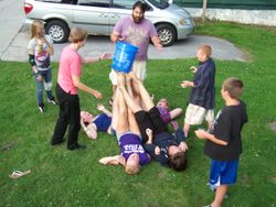 7/31 Youth Group Game