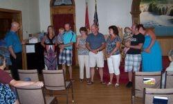Dedication of Mason Adams, 7/21/2013