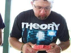 Jeff Dixon, Watermelon eating contest