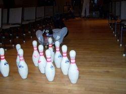Human Bowling at YG 12/18/13