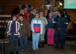 Jan. 26th Maple Ridge Center Winter Youth Rally