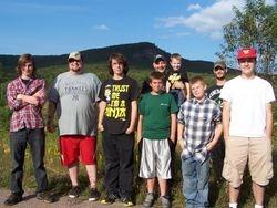 2013 Owl's Head Mountain Trip