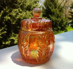 Tulip Panels Ginger Jar (unknown)