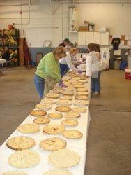 Fresh Donated Pies!