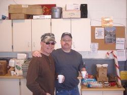 Joe Mylniec and Greg Smith