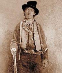 Legendary Billy the Kid