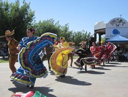 Mesilla Plaza Dancers