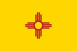 The New Mexico State Flag