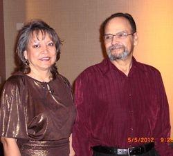 Mary and Edward Olivas