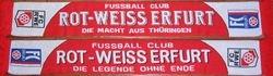 Intertoto 1985/86 : FCT-RWE: 1-0, RWE-FCT: 4-0