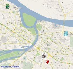 BELGRADE, SERBIA (population: 1,659,440)