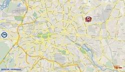 BERLIN, GERMANY (population: 3,375,222)