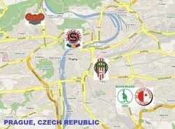 PRAGUE, CZECH REPUBLIC (population: 1,262,106)