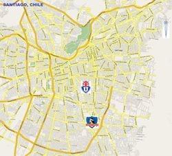 SANTIAGO, CHILE (population: 7,003,122)