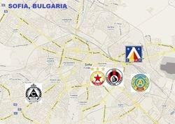 SOFIA, BULGARIA (population: 1,301,683)