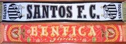 1962: Maracana, Rio de Janeiro. Attendance: 90.000 * SANTOS FC - SL BENFICA: 3-2. Estadio da Luz, Lisbon. Attendance: 70.000 * SL BENFICA - SANTOS FC: 2-5