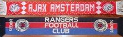 1972: Ibrox Stadium. Attendance: 58.000 * RANGERS - AJAX: 1-3. Olympic Stadium. Attendance: 43.000 * AJAX - RANGERS: 3-2