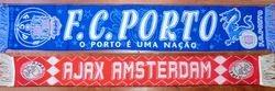 1987: De Meer. Attendance: 27.000 * AJAX - PORTO: 0-1. Estadio Das Antas. Attendance: 50.000 * PORTO - AJAX: 1-0