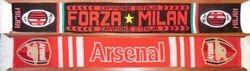 1994: Highbury. Attendance: 38.044 * ARSENAL - AC MILAN: 0-0. San Siro. Attendance: 23.953 * AC MILAN - ARSENAL: 2-0