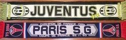 1996: Parc des Princes. Attendance: 29.519 * PARIS SG - JUVENTUS: 1-6. Stadio La Favorita. Attendance: 35.100 * JUVENTUS - PARIS SG: 3-1
