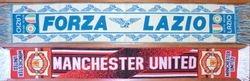 1999: Stade Louis II, Monaco. Attendance: 12.000 *  LAZIO ROMA - MANCHESTER UNITED: 1-0