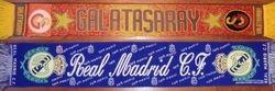 2000: Stade Louis II, Monaco. Attendance: 15.000 * GALATASARAY - MADRID: 2-1