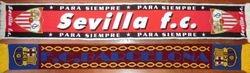 2006: Stade Louis II, Monaco. Attendance: 17.480 * SEVILLA - BARCELONA: 3-0